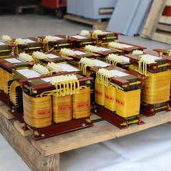 Fabrica de transformador elétrico