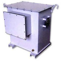 Transformadores isoladores a seco