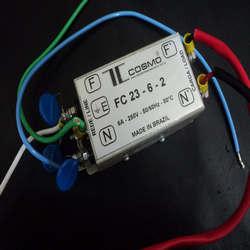 Transformadores isoladores toroidal
