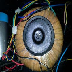 Comprar transformador toroidal para amplificador